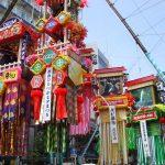 平塚七夕祭り2016の日程時間と駐車場や交通規制!屋台や雨天時は?