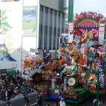 八戸三社大祭2016の日程時間と山車やゲストは?駐車場や交通規制