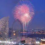 神奈川新聞花火大会2016の日程時間や穴場場所!屋台やチケットは?