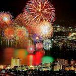 なにわ淀川花火大会2016の日程時間や穴場場所!屋台や交通規制は?
