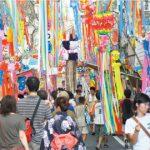 上福岡七夕祭り2016の日程時間や場所と花火は?駐車場や交通規制