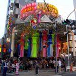 阿佐ヶ谷七夕祭り2016の日程や開催時間&かき氷の出店屋台は?