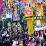 福生七夕祭り2016の日程時間と屋台出店は?駐車場や交通規制