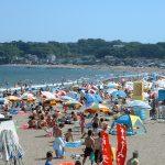 三浦海岸海水浴場の海開き2016!海の家やバーベキューと駐車場情報