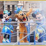 ディズニーランド夏祭り2016!彩涼華舞の抽選確率や時間とグッズ