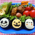 簡単!ハロウィンのキャラ弁の作り方&レシピ!おかずや海苔の切り方も