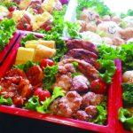 幼稚園・保育園の運動会のお弁当の重箱の詰め方や盛り付け方のコツ